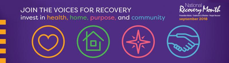 September is Recovery month!